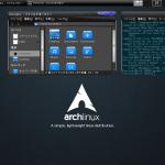 Arch LinuxにGUIデスクトップ環境を構築する